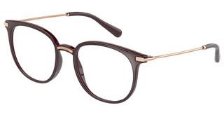 Dolce & Gabbana DG5071 3285 TRANSPARENT BORDEAUX