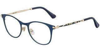 Jimmy Choo JC208 RCT MATT BLUE