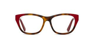 Maui Jim MJO2401 66 Tortoise with Red