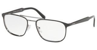 Prada PR 54XV YDC1O1 TOP BLACK ON GUNMETAL