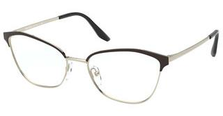 Prada PR 62XV AAV1O1 BLACK/LIGHT GOLD