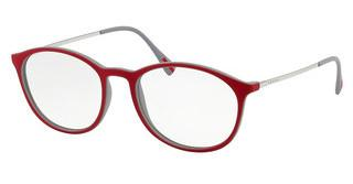 Prada Sport PS 04HV VY11O1 TOP RED/GREY RUBBER