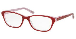 Ralph RA7020 870 SHINY RED ON TRANSPARENT PINK
