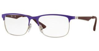Ray-Ban Junior RY1052 4056 SILVER TOP MATTE VIOLET