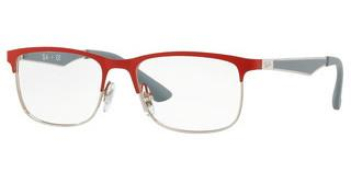 Ray-Ban Junior RY1052 4059 SILVER MATTE RED