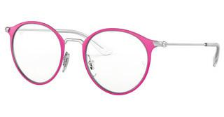 Ray-Ban Junior RY1053 4067 SILVER ON TOP FUXIA
