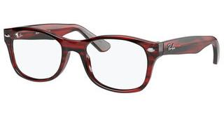 Ray-Ban Junior RY1528 3849 STRIPED RED