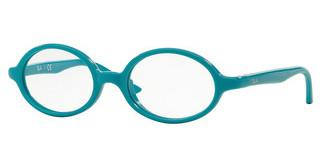 Ray-Ban Junior RY1545 3637 AZURE ON RUBBER AZURE