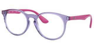 Ray-Ban Junior RY1554 3810 TRANSPARENT VIOLET