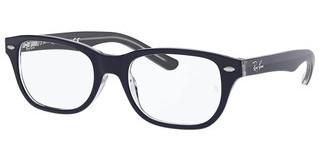 Ray-Ban Junior RY1555 3853 BLUE ON TRASPARENT