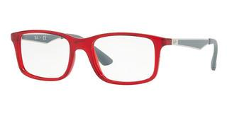 Ray-Ban Junior RY1570 3723 TRASPARENT RED