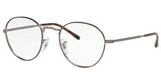 Ray-Ban RX3582V 3034 TOP HAVANA ON MATTE GUNMETAL