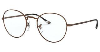 Ray-Ban RX3582V 3074 SAND TRANSPARENT BROWN