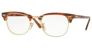 Ray-Ban RX5154 5751 BROWN/BEIGE STRIPPED