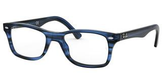 Ray-Ban RX5228 8053 STRIPED BLUE