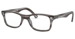 Ray-Ban RX5228 8055 STRIPED GREY