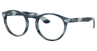 Ray-Ban RX5283 5773 HORN GREY BLUE