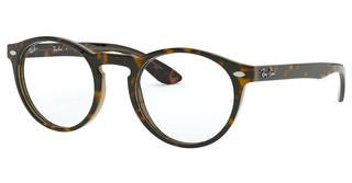 Ray-Ban RX5283 5989 HAVANA ON TOP TRASP BROWN