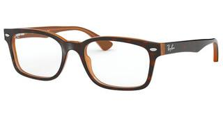 Ray-Ban RX5286 5713 TOP HAVANA ON BROWN