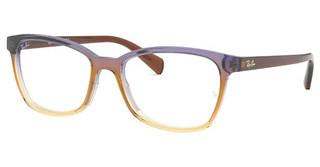 Ray-Ban RX5362 5836 TRI BROWN/VIOLET/YELLOW