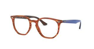 Ray-Ban RX7151 5799 LIGHT BROWN HAVANA