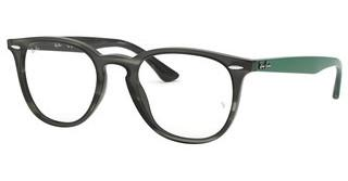 Ray-Ban RX7159 5800 GREY GREEN HAVANA