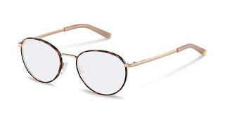Rocco by Rodenstock RR217 D rose havana, rose gold