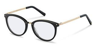 Rocco by Rodenstock RR457 A black, gold
