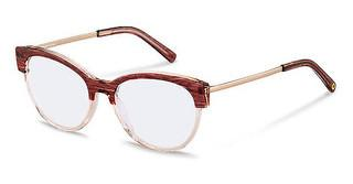 Rocco by Rodenstock RR459 D pink structured, rose