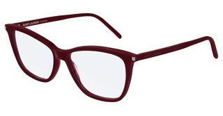 Saint Laurent SL 259 007 BURGUNDY