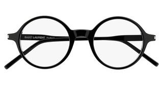Saint Laurent SL 49 001 BLACK