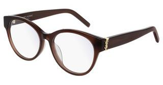 Saint Laurent SL M34/F 007 BROWN