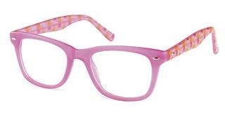 Sunoptic PK1 D Clear Hot Pink