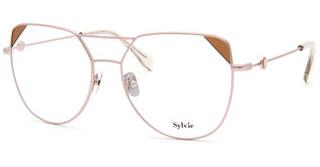 Sylvie Optics 1903 03 rose matt-brown