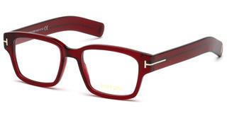 Tom Ford FT5527 066 rot glanz
