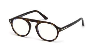 Tom Ford FT5534-B 052 havanna dunkel