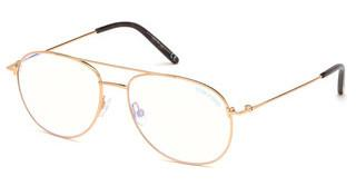 Tom Ford FT5581-B 030 tiefes gold glanz