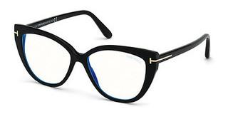 Tom Ford FT5673-B 001 schwarz glanz