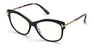 Tom Ford FT5705-B 052 havanna dunkel