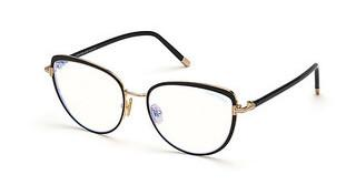 Tom Ford FT5741-B 001 schwarz glanz
