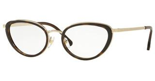 Versace VE1258 1440 HAVANA/PALE GOLD
