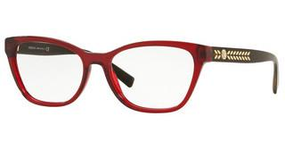 Versace VE3265 388 TRANSPARENT RED