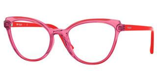 Vogue VO5291 2766 TRANSPARENT RED/RED