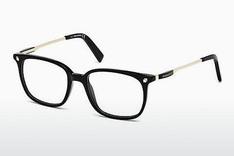 Brille Dsquared DQ5198 001
