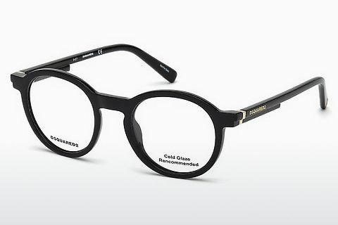 Brille Dsquared DQ5249 001