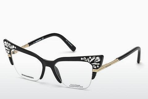 Brille Dsquared DQ5255 001