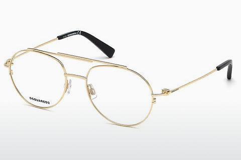 Brille Dsquared DQ5266 032