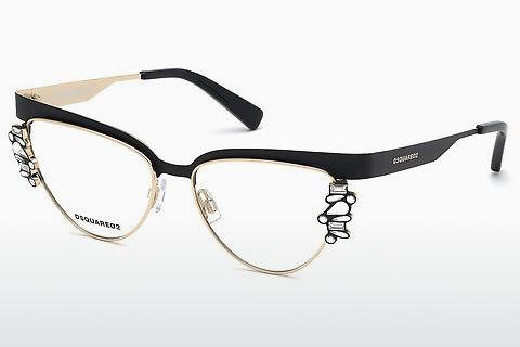 Brille Dsquared DQ5276 002