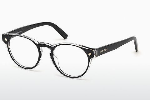 Brille Dsquared DQ5282 001