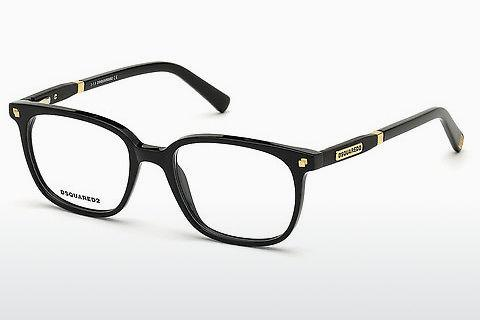 Brille Dsquared DQ5297 001
